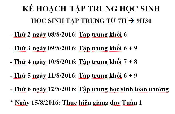 lich tap trung 16 17